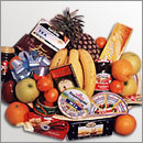 A Gourmet Food Basket